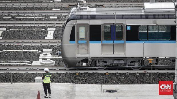 MRT, 'Mimpi' Jakarta Sejak 1985 yang Akhirnya Terwujud