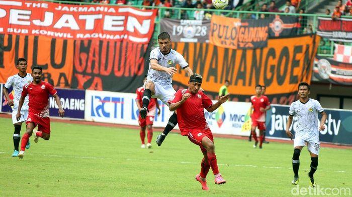 PS Tira Persikabo akui Persija Jakarta lebih baik (Rengga Sancaya/detikSport)
