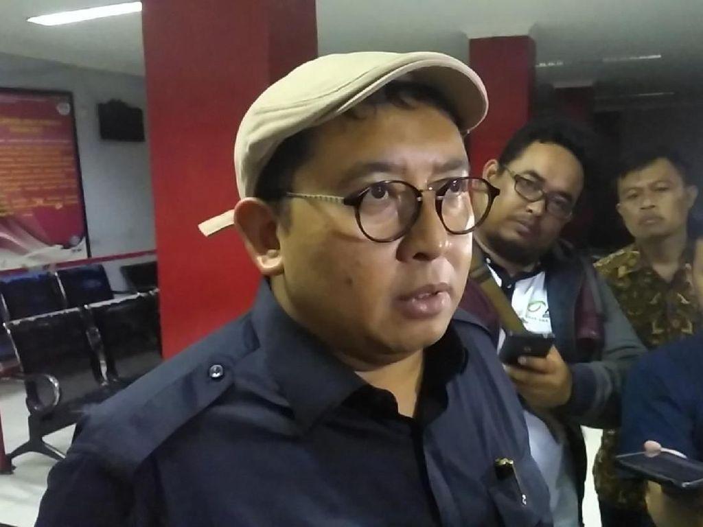 Kunjungi Dhani di Rutan Medaeng, Fadli Zon Soroti Overcapacity