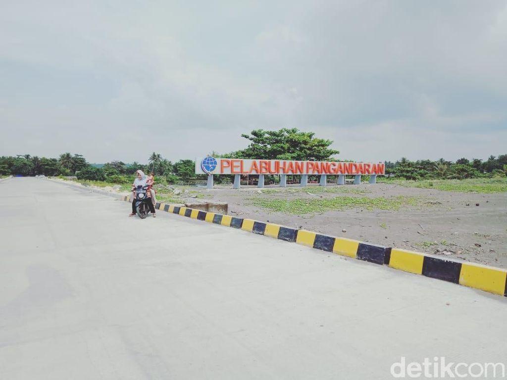 Segera Beroperasi, Pelabuhan Pangandaran Jadi Jalur Tol Laut