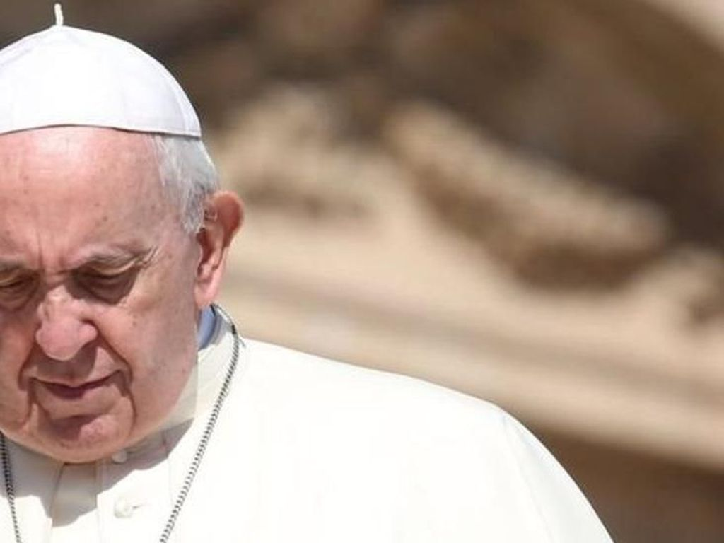 Paus Fransiskus Harap Pertemuan Trump-Kim Jong Un Jadi Simbol Perdamaian