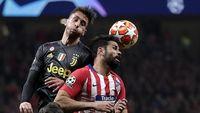 Juventus Tumbang di Atletico, Allegri: Untung Cuma Dua Gol