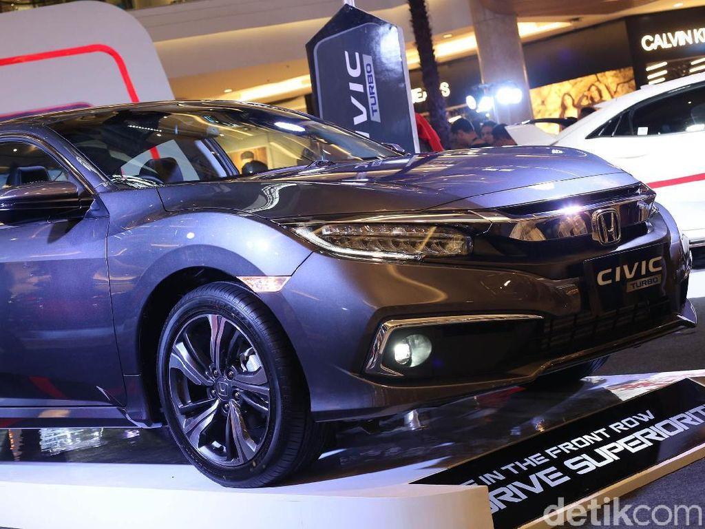 Yuk! Lihat Segudang Fitur Anyar New Honda Civic 1,5L Turbo