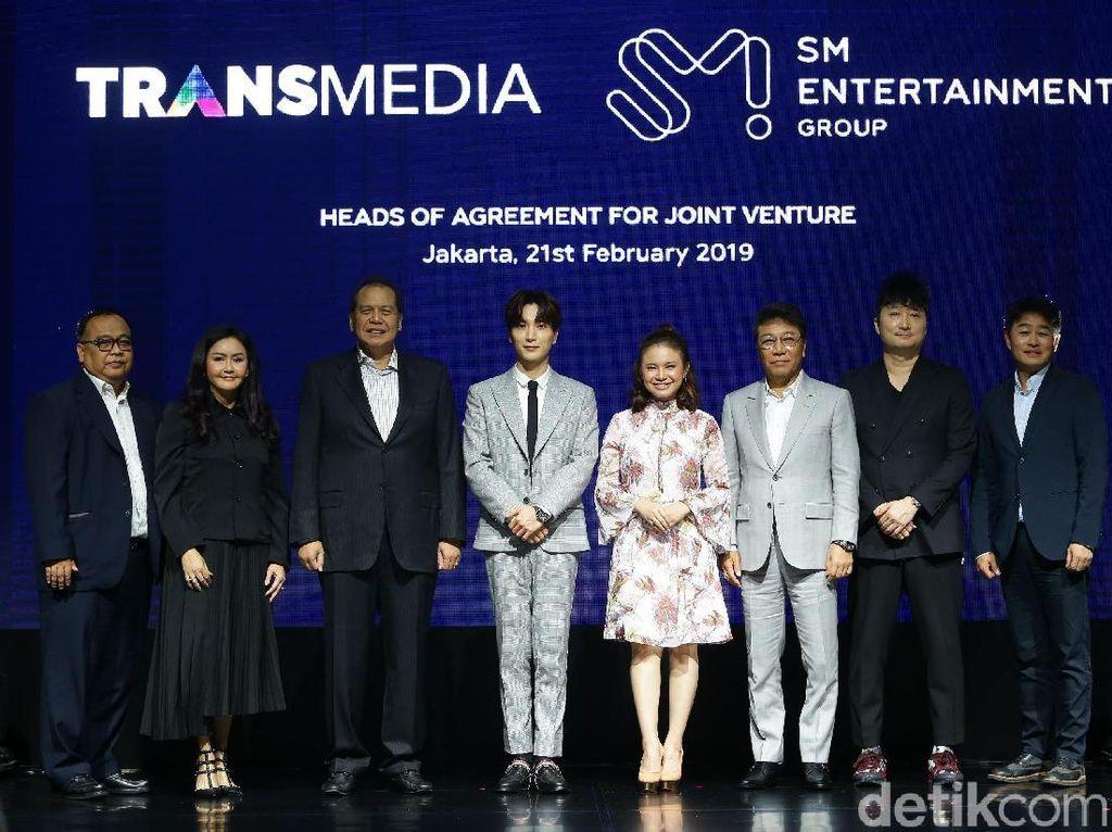 Ngeri! SM Entertainment Rencana Bentuk Super Boy Group