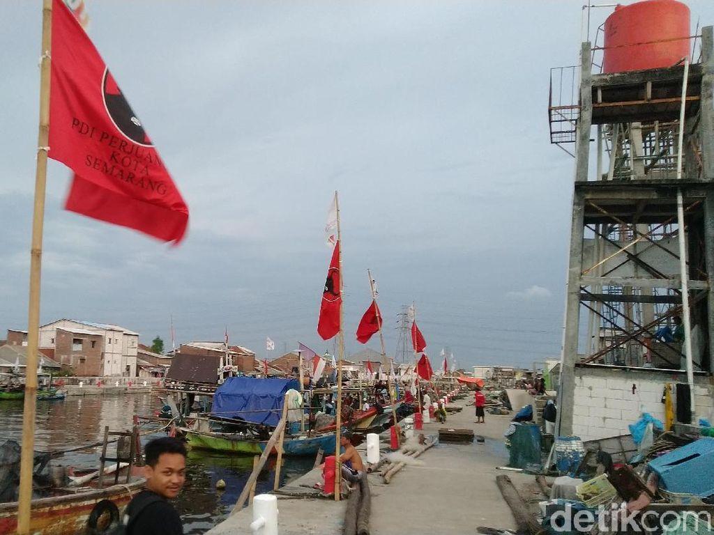 Menteri Susi, Wiranto, Hingga HNW yang Juga Diam-diam ke Tambak Lorok