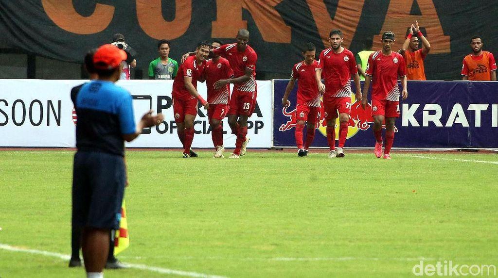 Singkirkan Tira Persikabo, Persija Gaspol ke Perempatfinal Piala Indonesia