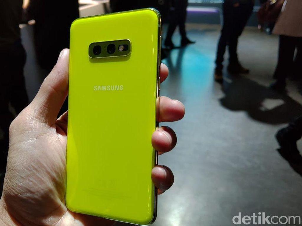 Spek Lengkap Samsung Galaxy S10e