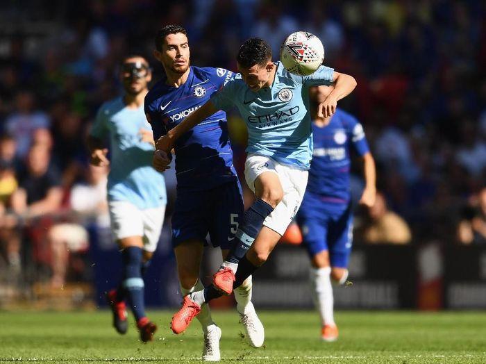 Duel Chelsea vs Man City di final Piala Liga Inggris pada akhir pekan ini. Foto: Clive Mason/Getty Images