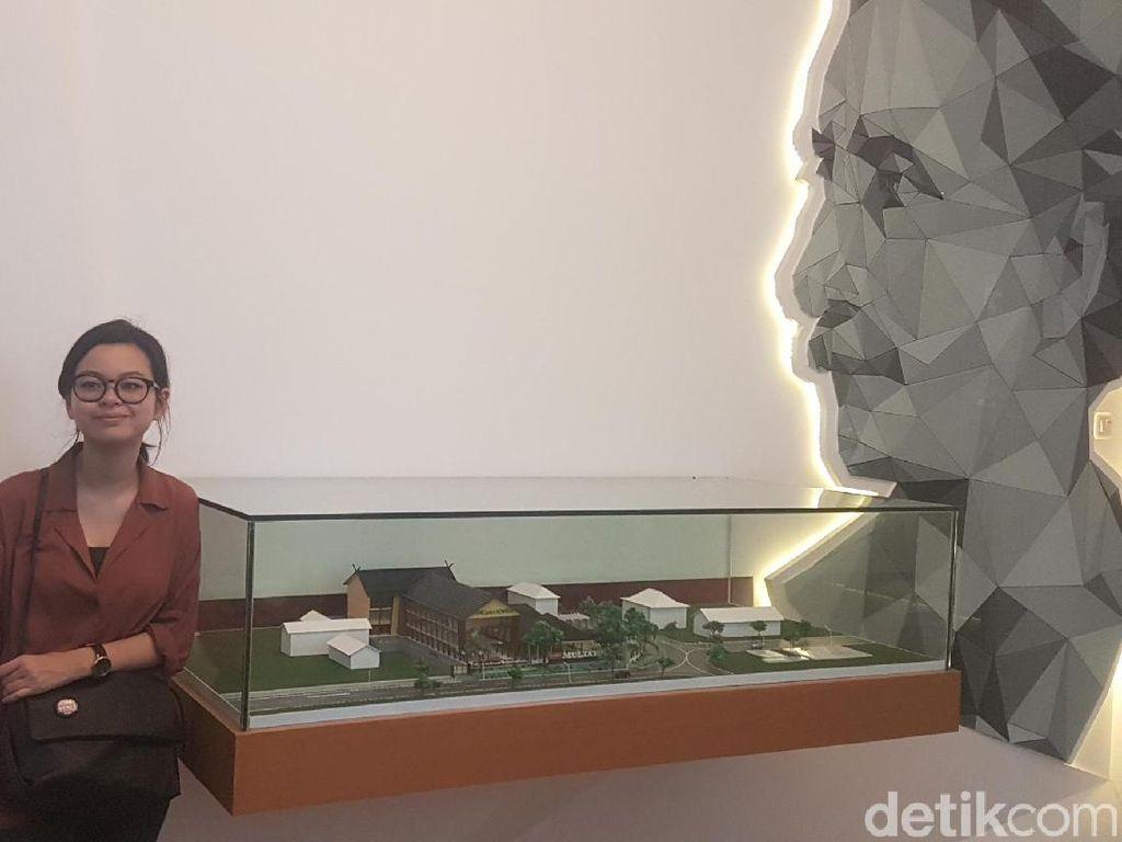 Liburan Akhir Pekan di Banten, Ada Museum Multatuli yang Modern di Lebak