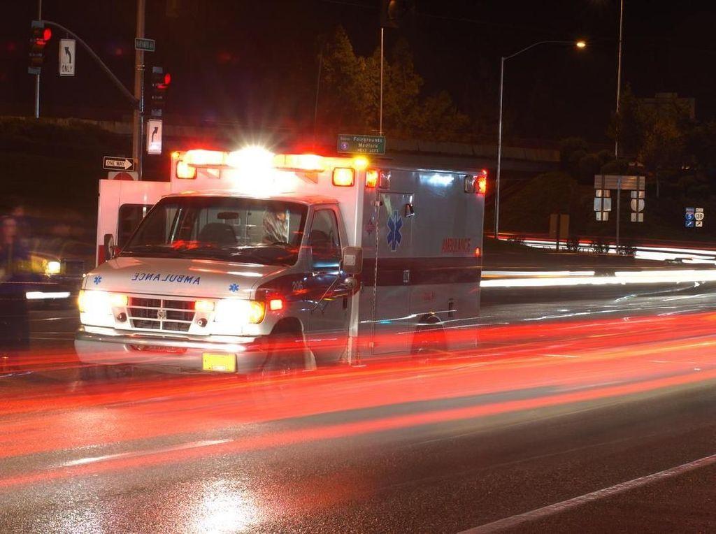 Viral Polisi Pukul Sopir Ambulans, Kenali Macam-macam Bunyi Sirine dan Artinya