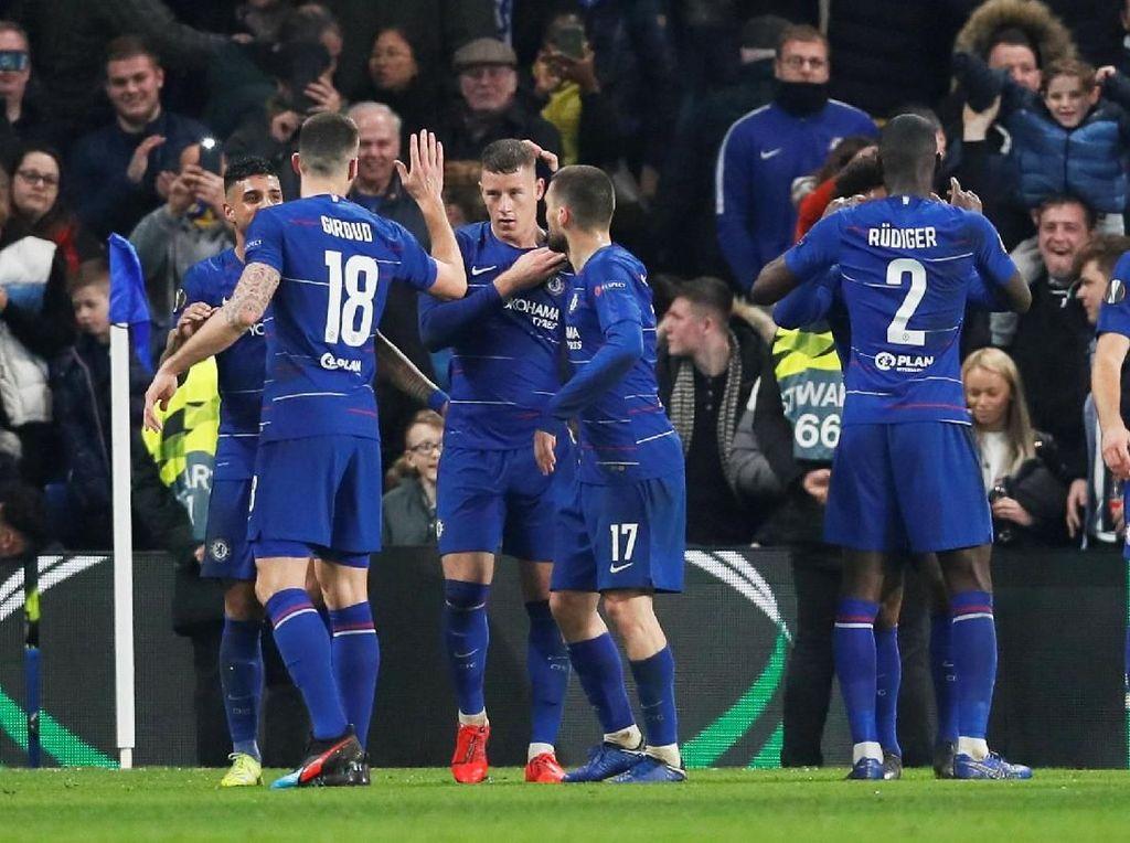 Malmo Jadi Pelampiasan Chelsea di Stamford Bridge