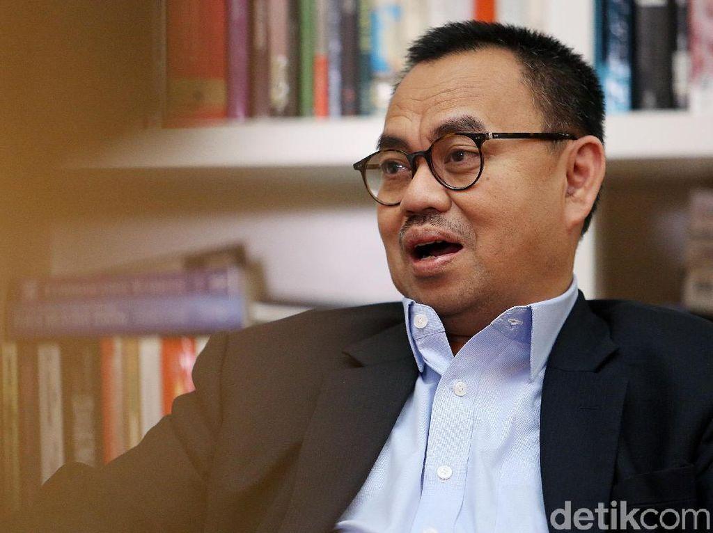 Cerita Lengkap Sudirman Said soal Pertemuan Jokowi dan Bos Freeport