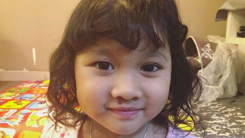 Starla, Putri Kecil Kesayangan Ayah Virgoun yang Menggemaskan