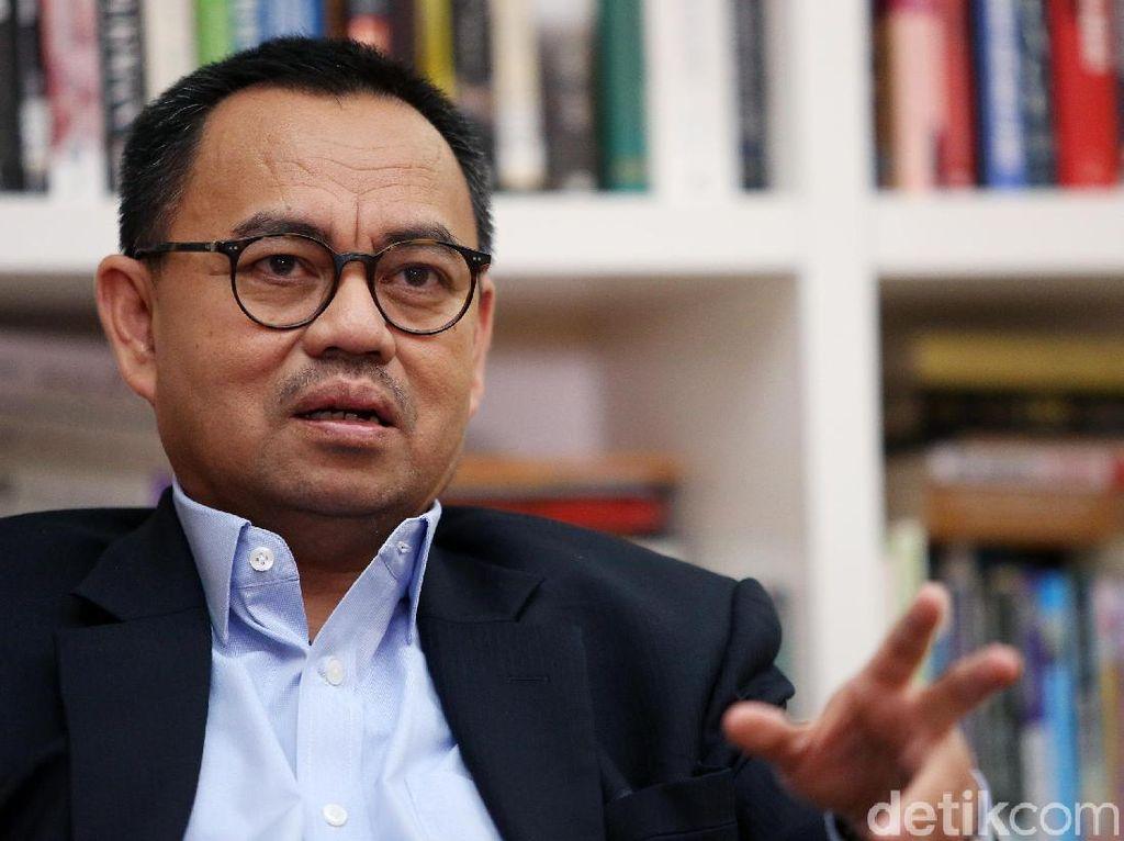 Sejak Awal Sudirman Said Tak Setuju RI Ambil 51% Saham Freeport