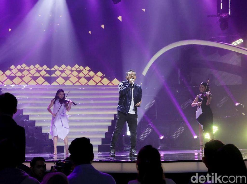 Pecah! Judika Sukses Ramaikan Live Musik Trans Studio Mall Cibubur