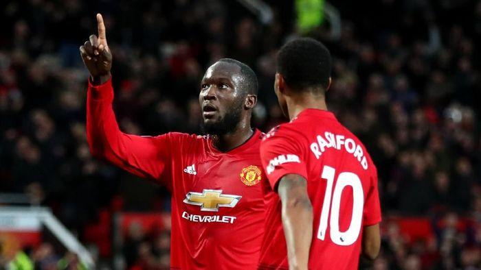 Manchester United akan berhadapan dengan Barcelona di leg kedua perempatfinal Liga Champions. (Foto: Clive Brunskill/Getty Images)