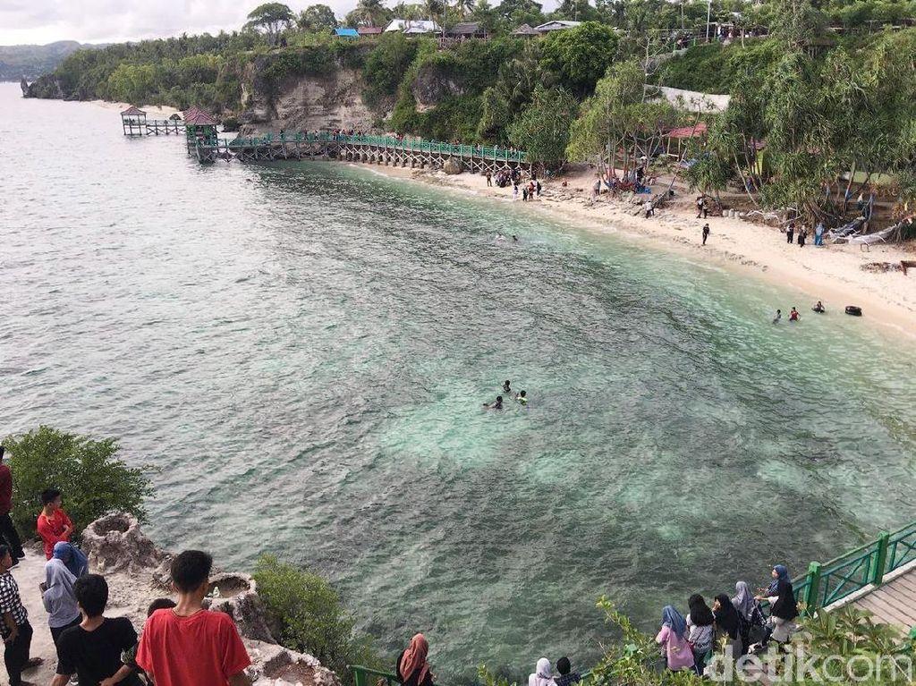 Foto: Pantai Dato, Surga Tersembunyi di Majene