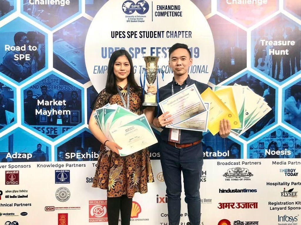 ITS Sabet 8 Penghargaan di Kompetisi Minyak dan Gas Internasional