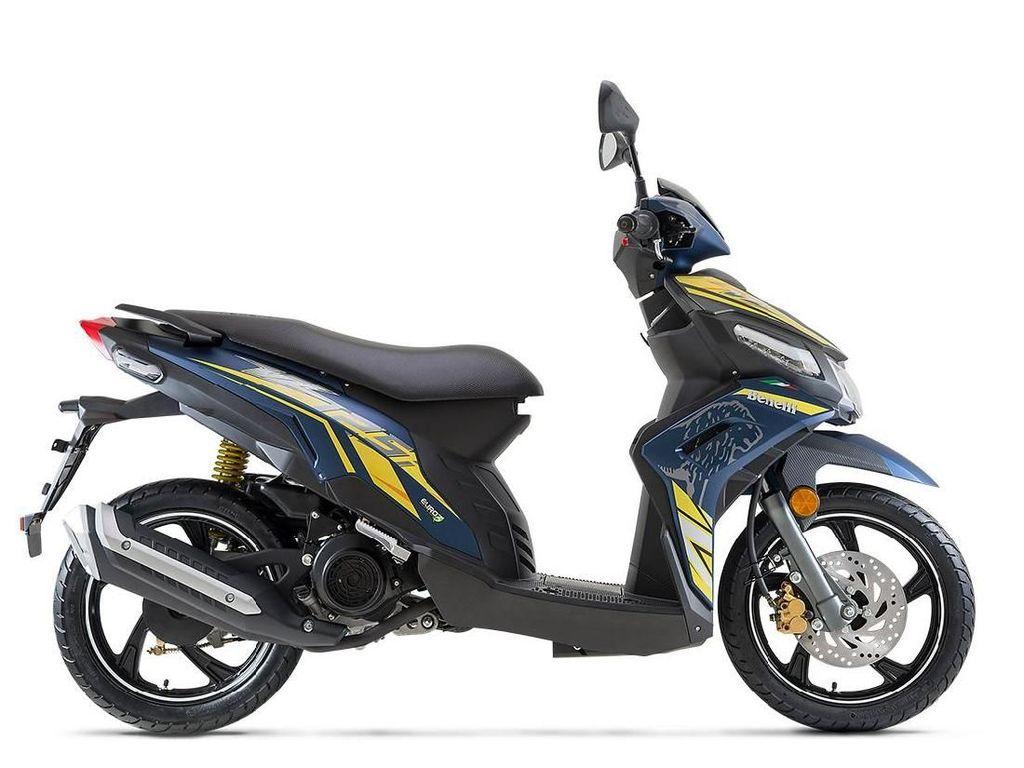 Skutik dan Motor Bebek Italia Buat Orang Indonesia