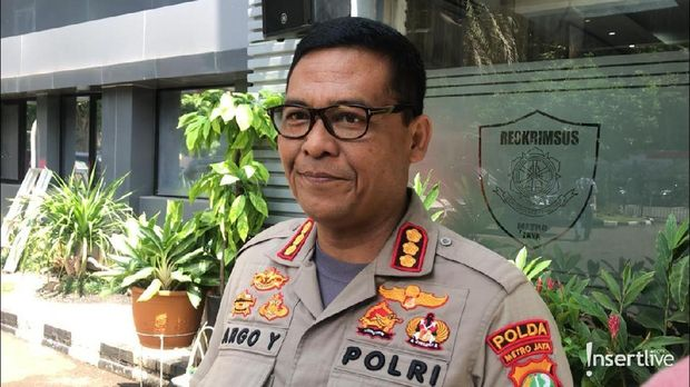 Kabid Humas Polda Metro Jaya, Argo Yuwono