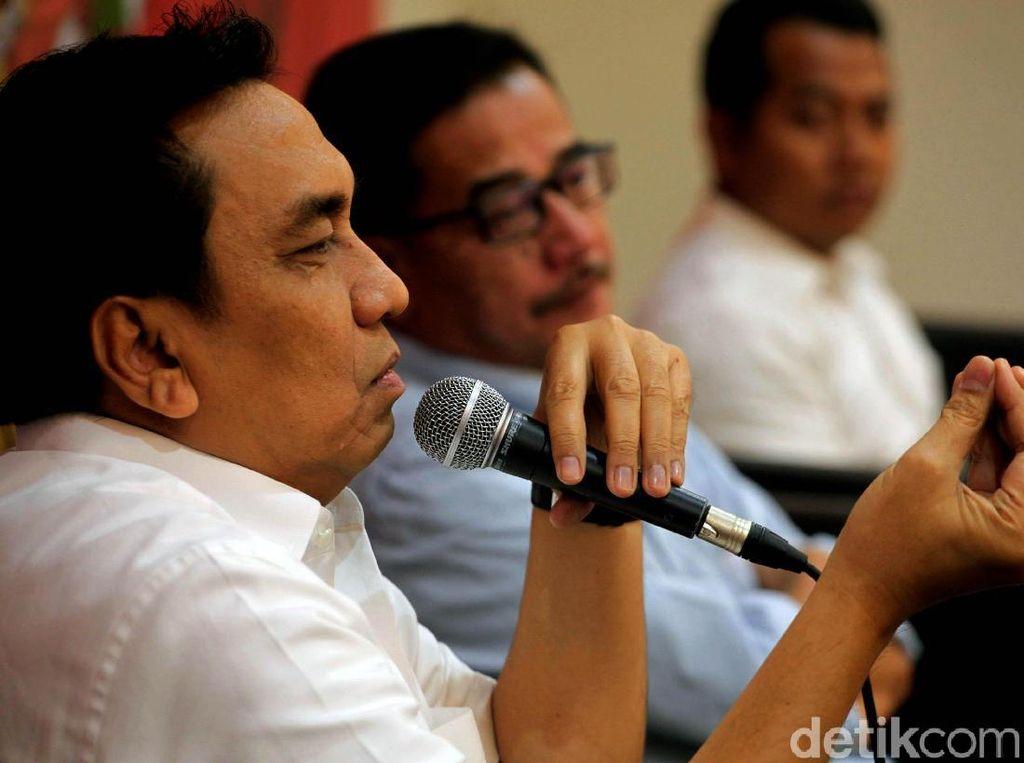 Legislator PDIP Soal Prabowo Absen Rapat: Apa Harus Panggil Paksa?