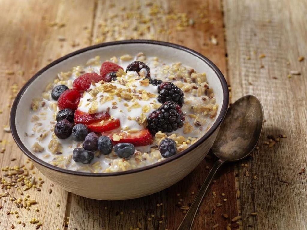 5 Resep Oatmeal untuk Diet, Simpel dan Cocok untuk Sarapan Sebelum Kerja
