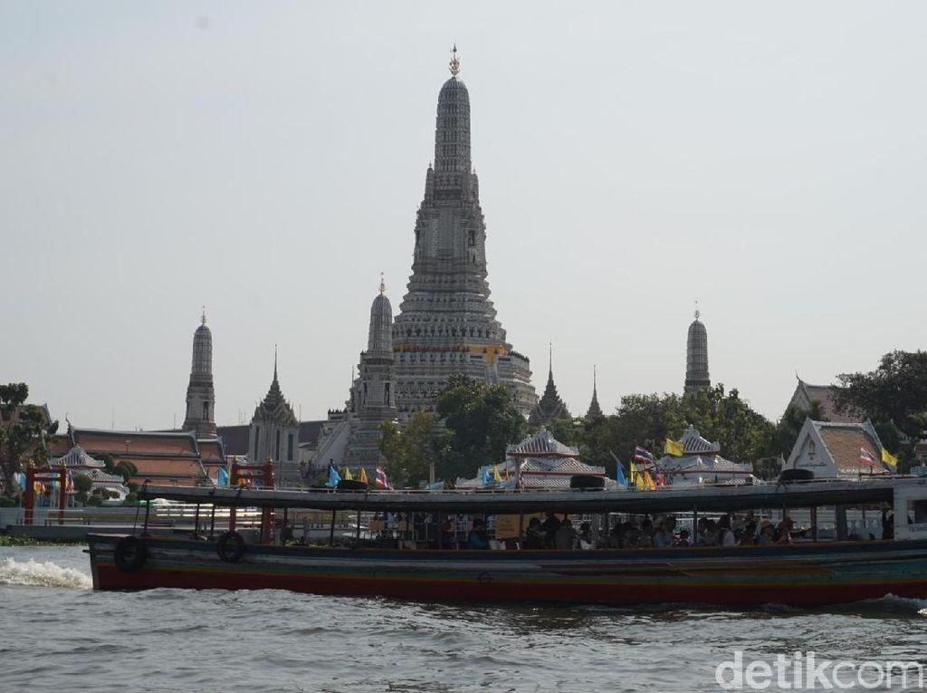 Liburan di Bangkok Modal Rp 3 jutaan, Bisa Banget!