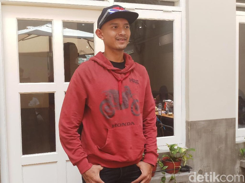 Antusiasme Dimas Ekky Pratama ke Moto2