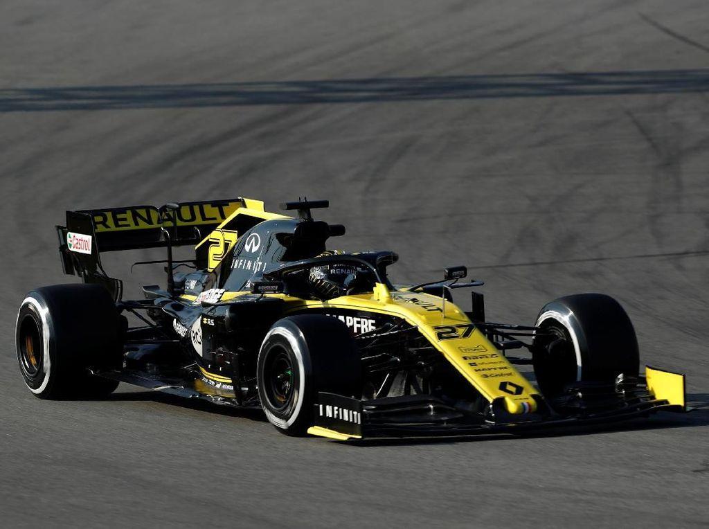 Hari Terakhir Tes F1 Barcelona, Hulkenberg Jadi yang Tercepat