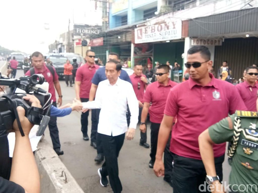 Jokowi Instruksikan Mafia Bola Dibersihkan Sampai Tuntas