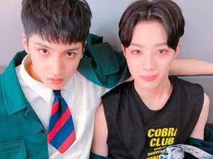 Lai Kuan Lin-Wooseok Pentagon Jadi Member Unit Baru Cube Entertainment