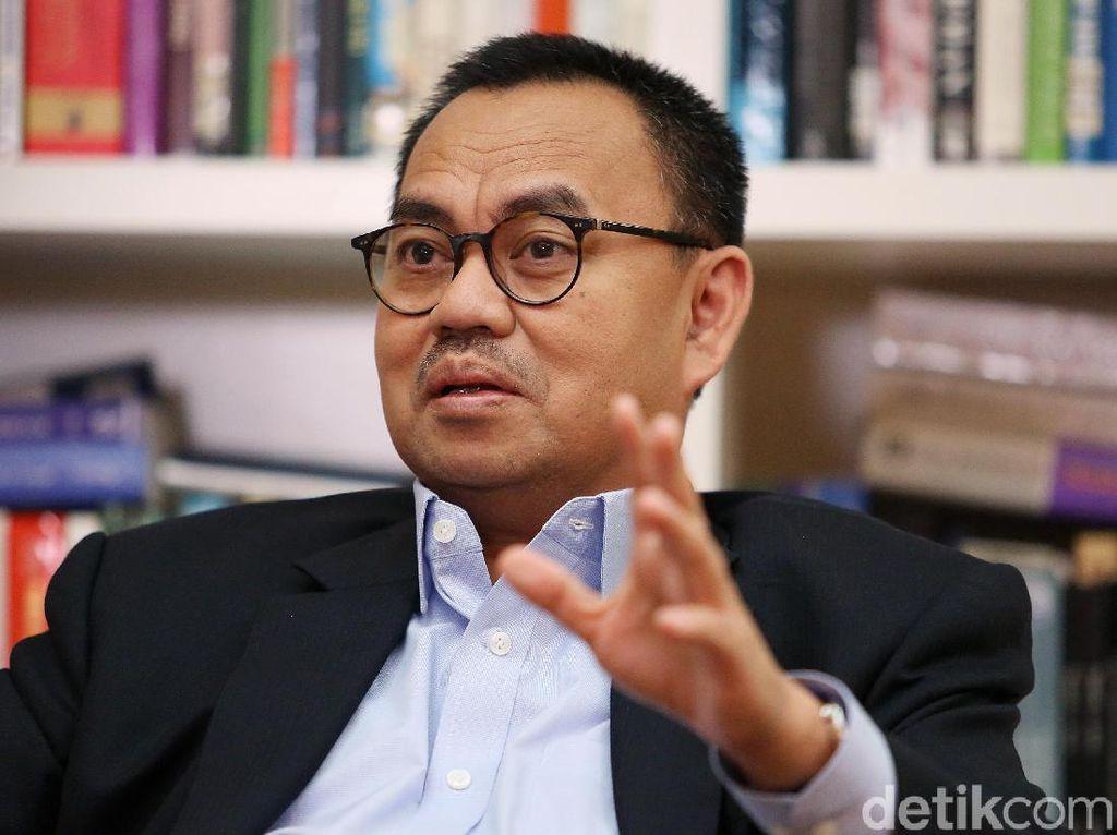 Dicopot dari Menteri, SS Tetap Jaga Hubungan dengan Jokowi