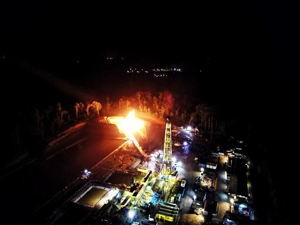 RI Masuk Daftar 5 Eksportir Gas Terbesar, Segini Cadangannya