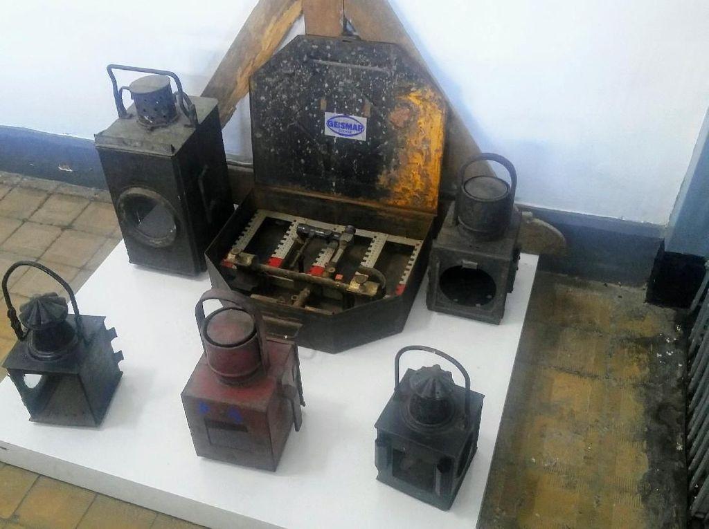 Melongok Museum Kereta Bondowoso yang Nyaris Terlupakan