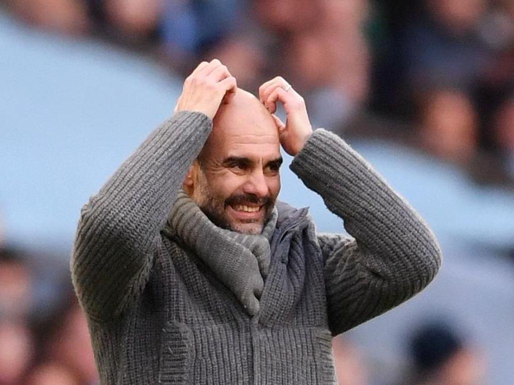 Jelang Final Piala Liga: Guardiola Menyesal City Gasak Chelsea 6-0