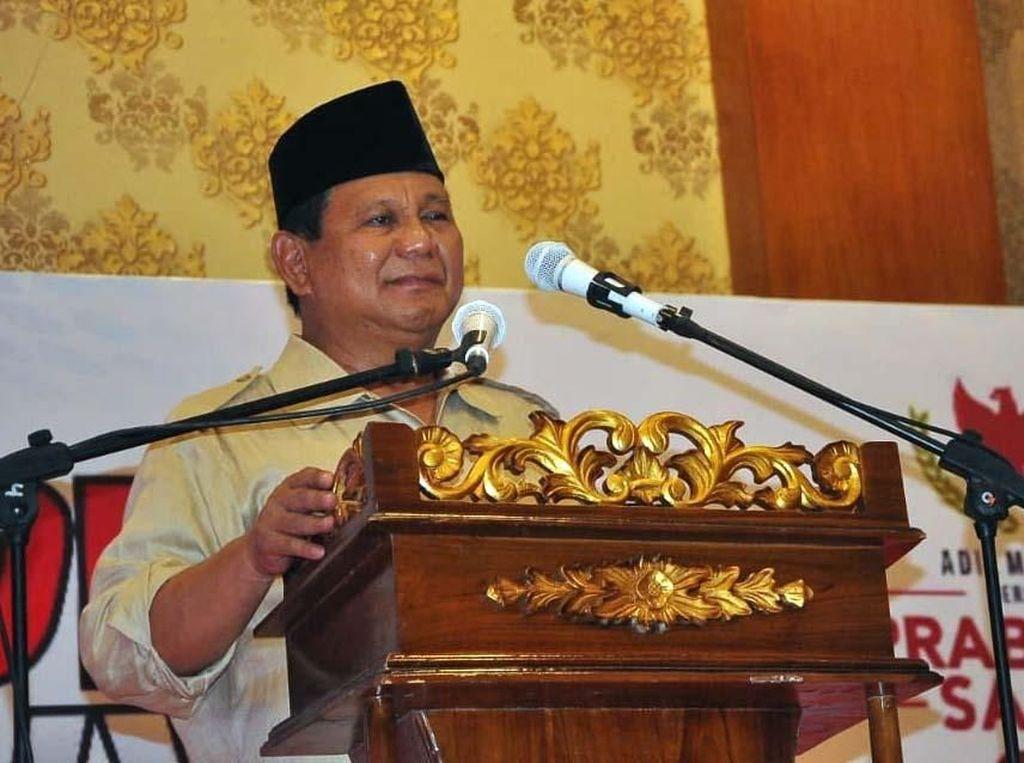 Soal Uang WNI Rp 11.000 T, BPN: Maksud Pak Prabowo Mungkin Potensi