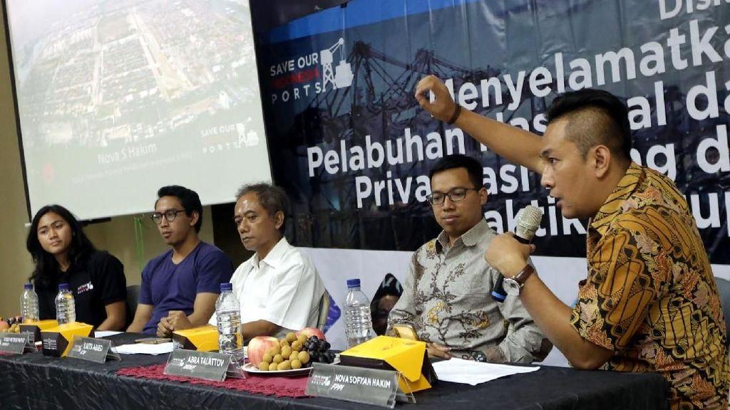 Selamatkan Pelabuhan Nasional dari Privatisasi