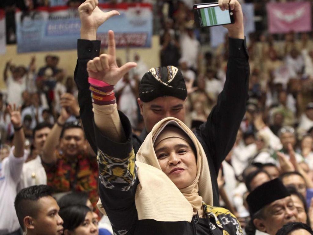 PPP Sebut Blunder Neno dan Fadli Buat Pemilih Prabowo Beralih