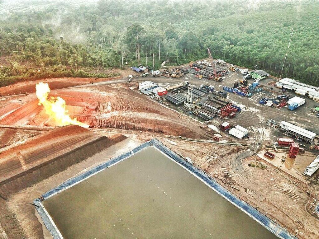Cadangan Gas Jumbo Ditemukan di Sumsel, Kapan Mulai Produksi?