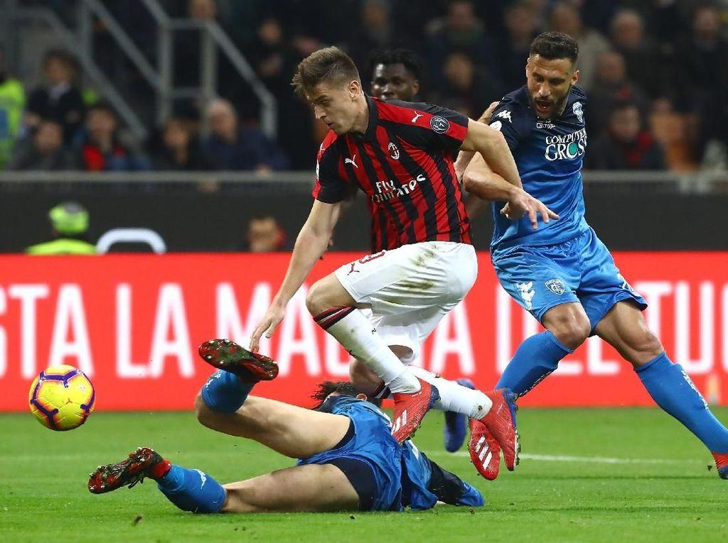 AC Milan Benamkan Empoli di San Siro