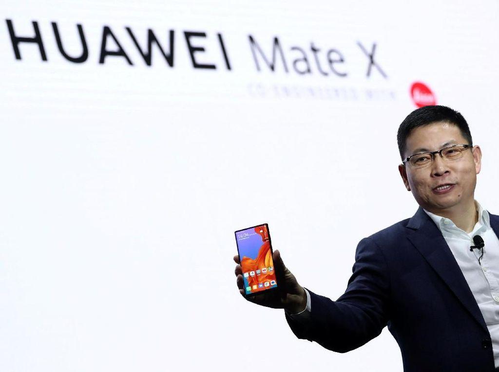 Pria Bermulut Besar di Balik Sukses Huawei
