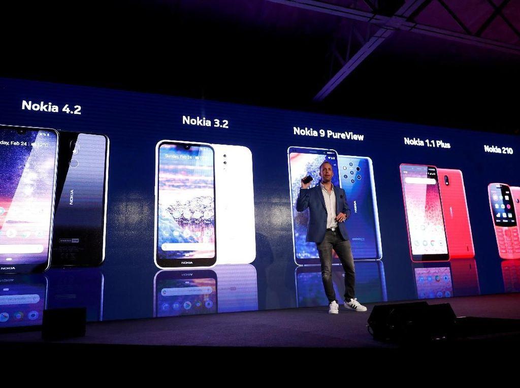 Mengejutkan! Nokia dan HMD Ditinggal Sosok Penting Juho Sarvikas