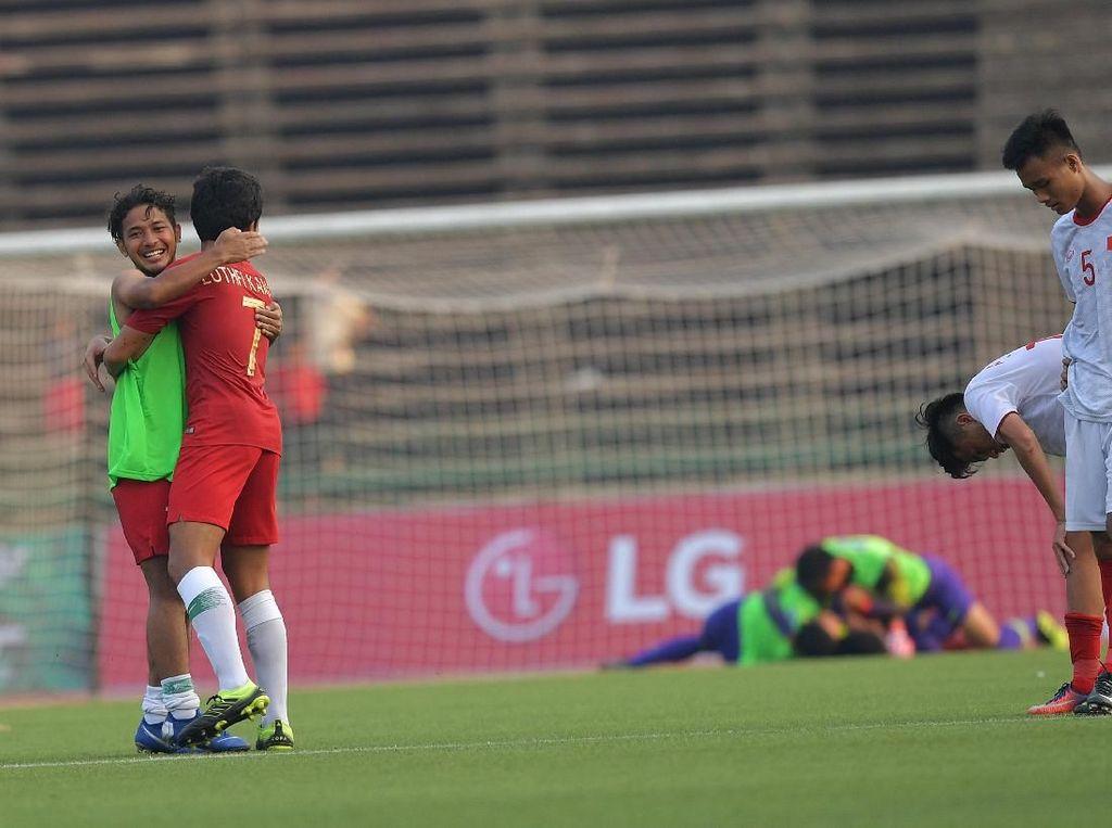 Indonesia vs Thailand: Beckham Harap Gian Zola Cetak Gol