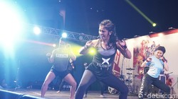 Piloxing, Olahraganya Salmafina Sunan yang Bisa Bakar 1.200 Kalori