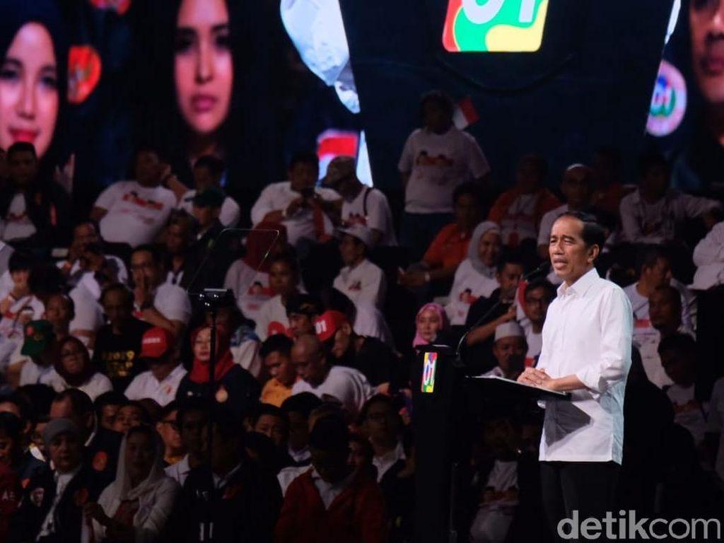 Jokowi Tunggu Konsesi Besar Balikin Tanah, Ini Aturan Main Soal HGU-HTI