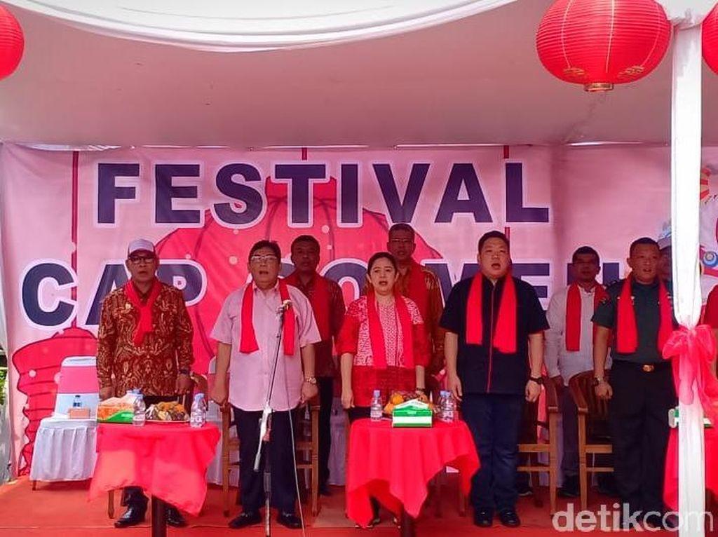 Menko PMK Buka Festival Cap Go Meh
