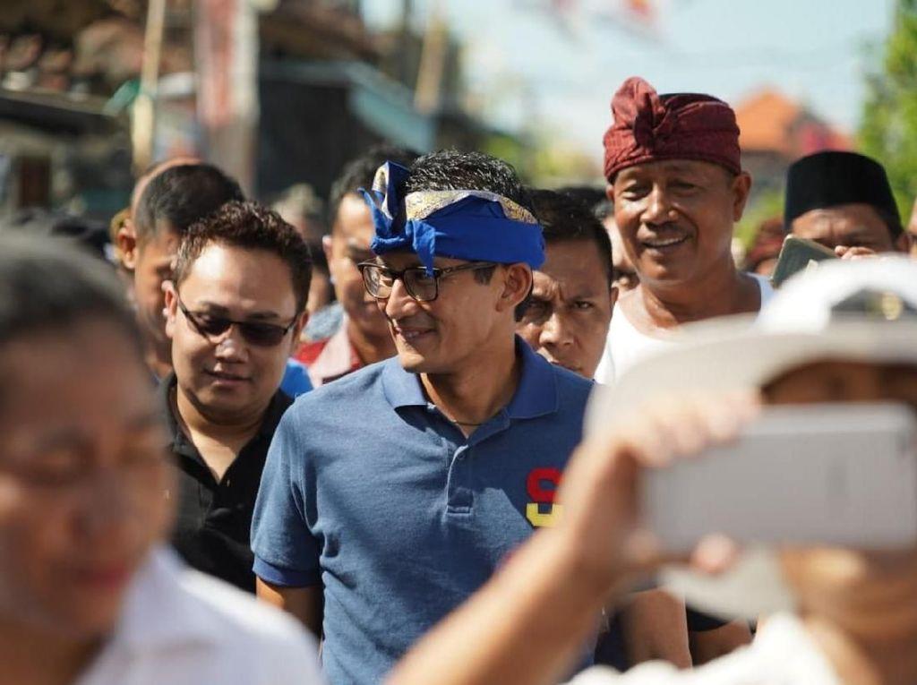 Sandiaga Usul Wisata Halal di Bali, Berapa Banyak Turis dari Negara Islam?