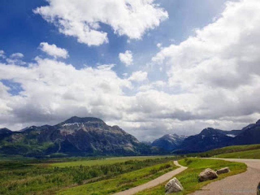 Dari Waterton Sampai Calgary, Kanada Indah Luar Biasa