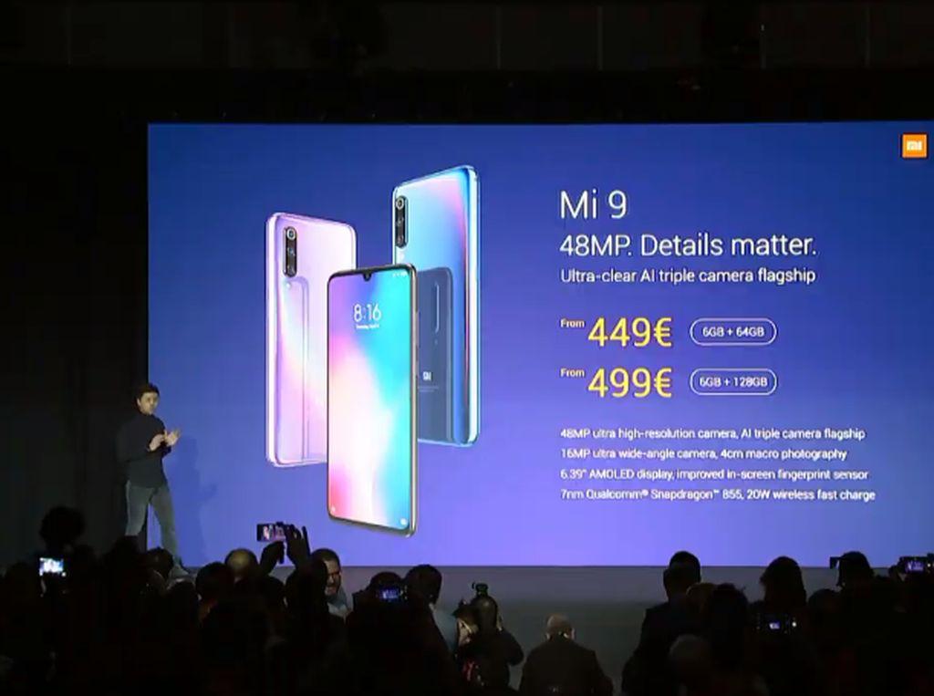 Xiaomi Mi 9 Jadi Raja Baru AnTuTu