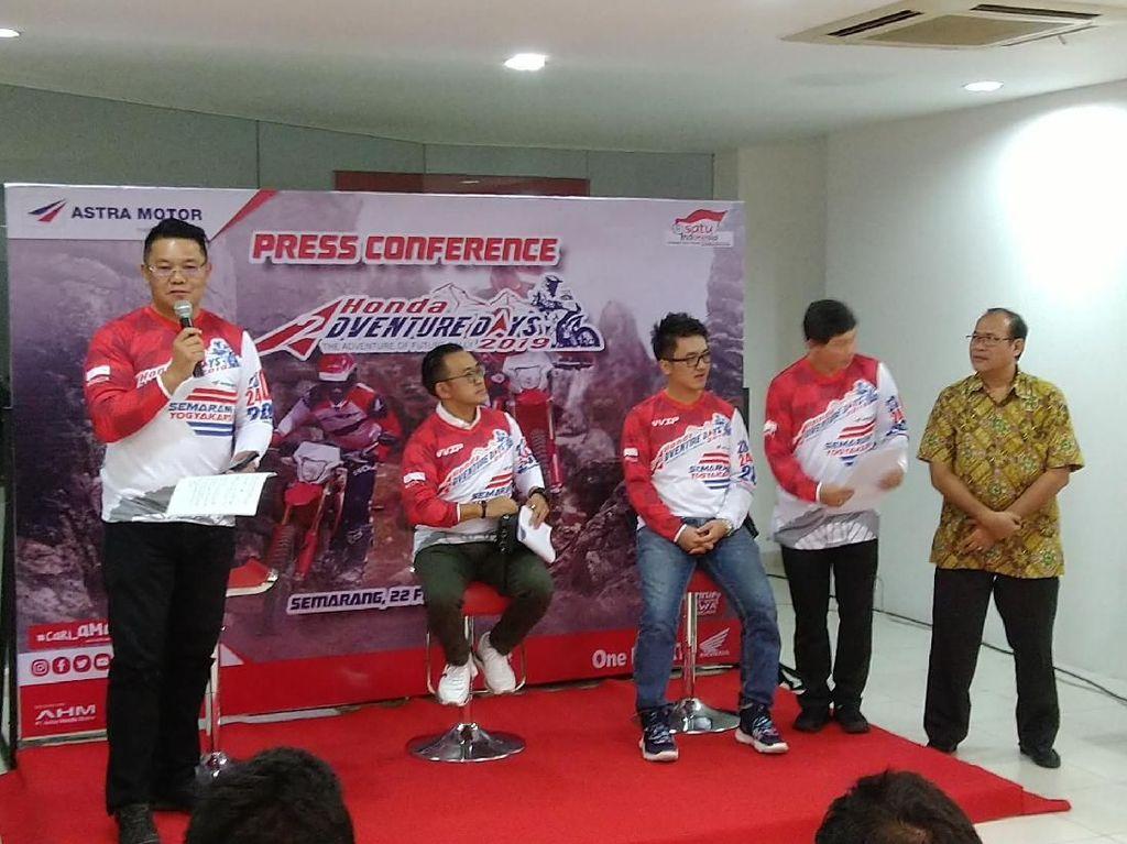 178 Bikers Siap Terabas Jalan dari Semarang ke Yogyakarta